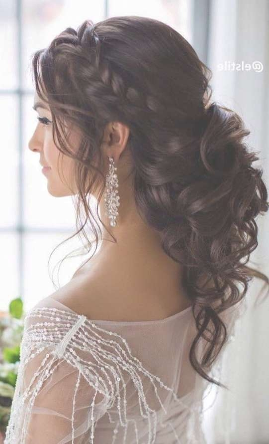 Best 25+ Prom Hairstyles Ideas On Pinterest | Hair Styles For Prom In Best And Newest Long Hairstyle For Prom (View 20 of 25)