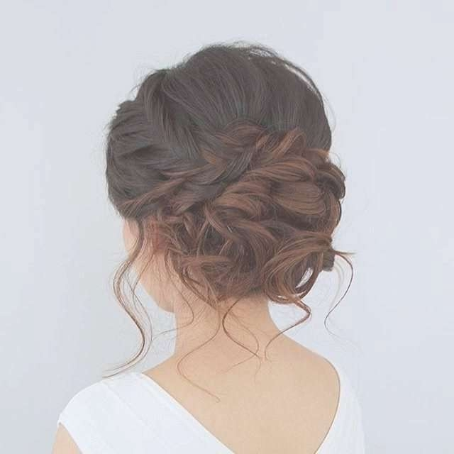 Best 25+ Prom Hairstyles Ideas On Pinterest | Hair Styles For Prom Pertaining To Most Up To Date Medium Hairstyles For Homecoming (View 6 of 25)