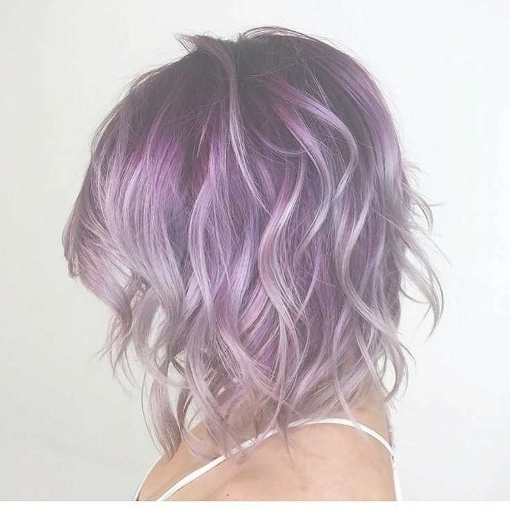 Best 25+ Purple Ombre Hair Short Ideas On Pinterest | Short Hair In Most Up To Date Purple And Black Medium Hairstyles (View 9 of 15)