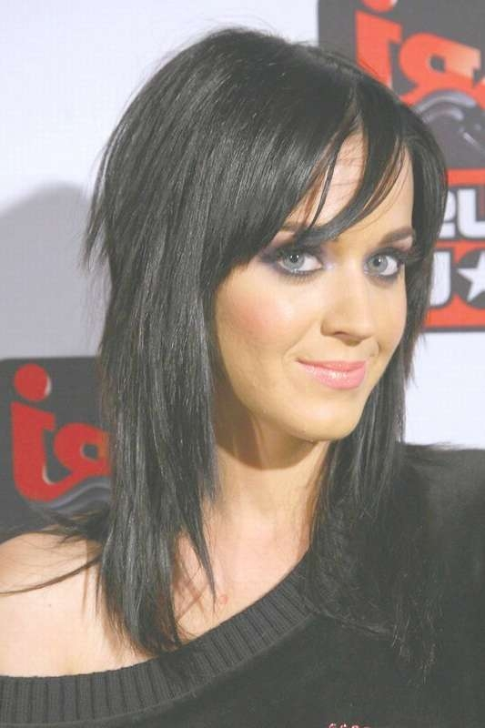 Best 25+ Razor Cut Hair Ideas On Pinterest | Razor Cut Bob With Regard To Most Recent Katy Perry Medium Hairstyles (View 3 of 25)