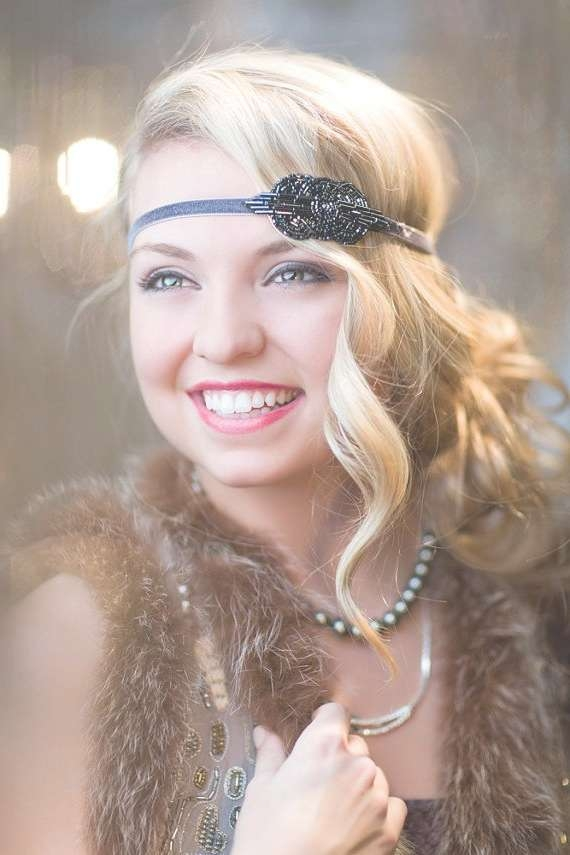 Best 25+ Roaring 20S Hair Ideas On Pinterest | Flapper Hairstyles Within Most Recently Twenties Medium Hairstyles (View 11 of 25)