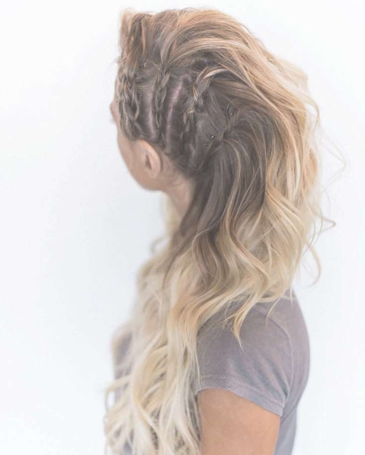 Best 25+ Rocker Hairstyles Ideas On Pinterest | Punk Braids, Weird Inside Latest Medium Hairstyles For Night Out (View 17 of 25)
