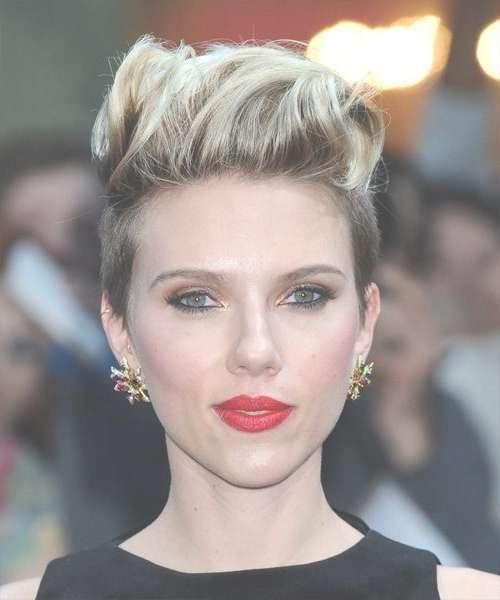 Best 25+ Scarlett Johansson Hair Ideas On Pinterest   Scarlett With Regard To Best And Newest Scarlett Johansson Medium Haircuts (View 25 of 25)