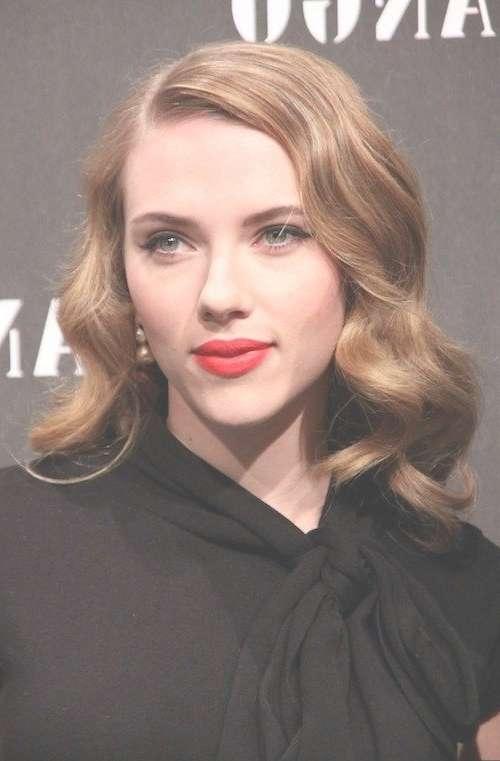 Best 25+ Scarlett Johansson Hair Ideas On Pinterest   Scarlett With Regard To Recent Scarlett Johansson Medium Haircuts (View 13 of 25)