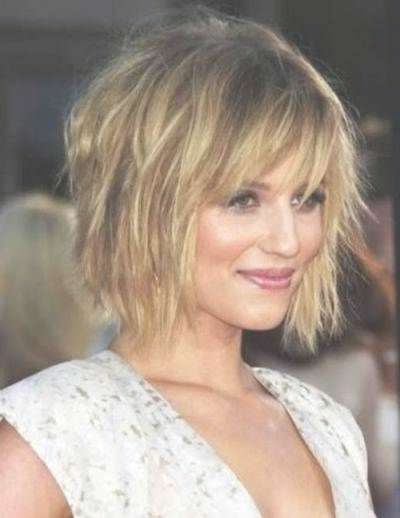 Best 25+ Shaggy Haircuts Ideas On Pinterest | Shag Hairstyles Intended For 2018 Shaggy Medium Haircuts (View 3 of 25)