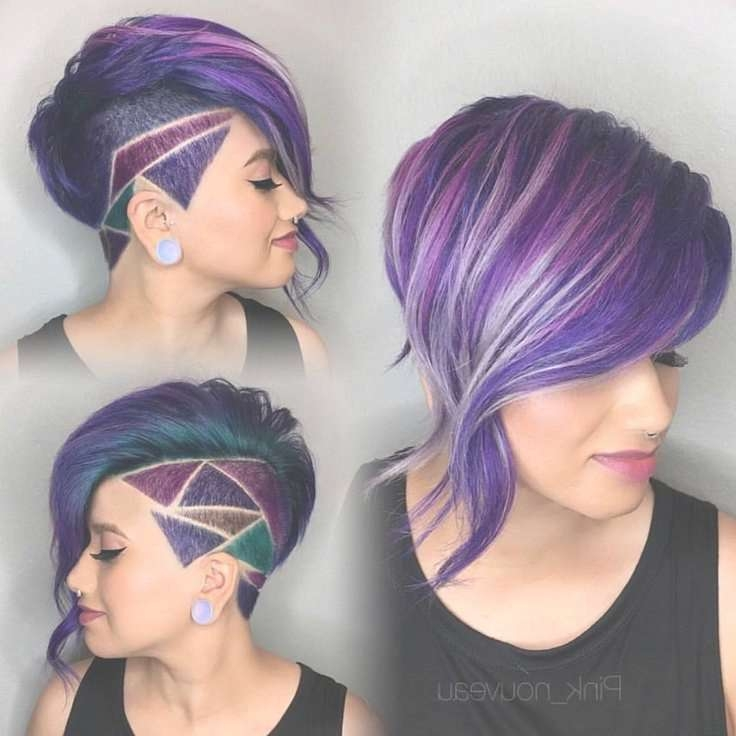 Best 25+ Shaved Side Hair Ideas On Pinterest | Shaved Side In Most Up To Date Medium Hairstyles Shaved Side (View 22 of 27)
