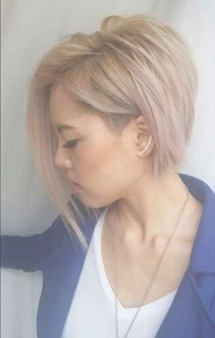 Best 25+ Shaved Side Hairstyles Ideas On Pinterest | Side Undercut With Regard To Most Recently Medium Hairstyles With Shaved Side (View 11 of 15)