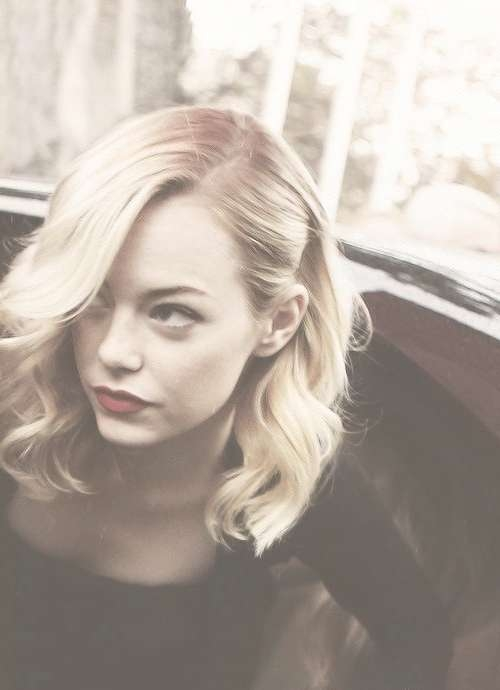Best 25+ Short Formal Hair Ideas On Pinterest | Formal Hairstyles Inside Most Popular One Side Medium Hairstyles (View 5 of 25)