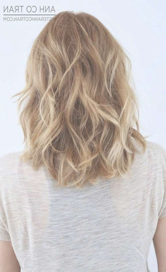 Best 25+ Shoulder Length Layered Hairstyles Ideas On Pinterest Pertaining To Recent Medium Haircuts With Layers (View 22 of 25)