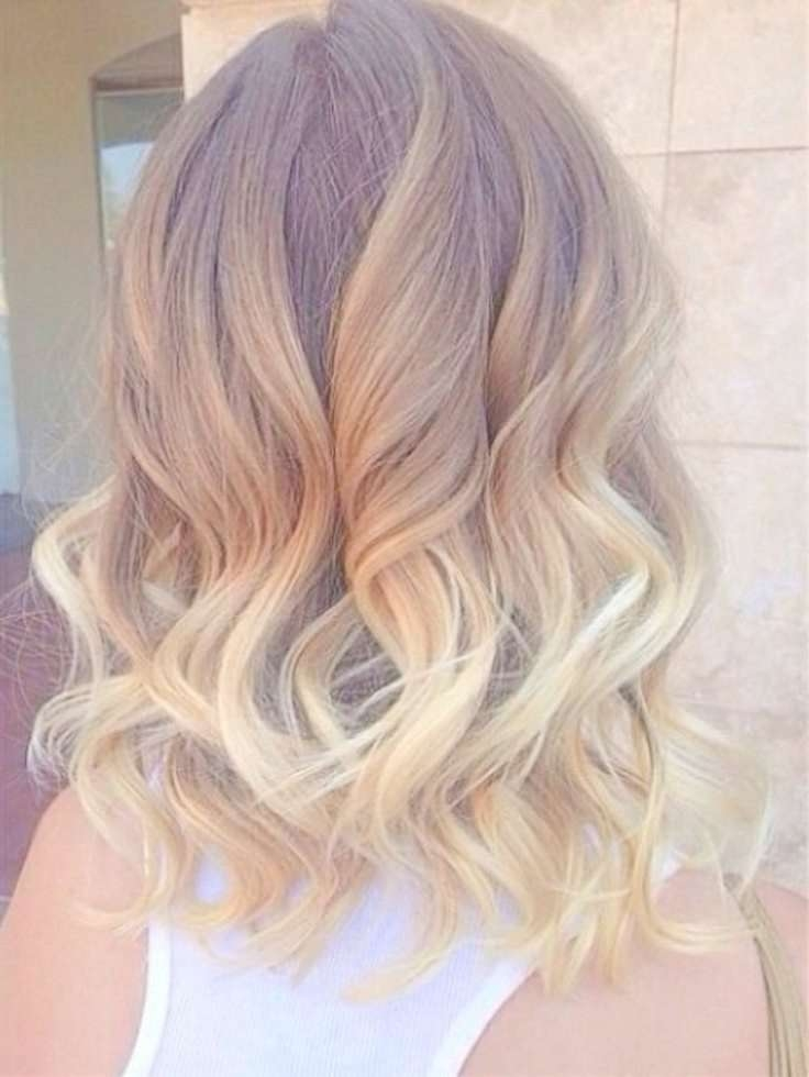 Best 25+ Shoulder Length Ombre Hair Ideas On Pinterest | Winter Inside Newest Ombre Medium Hairstyles (View 15 of 25)