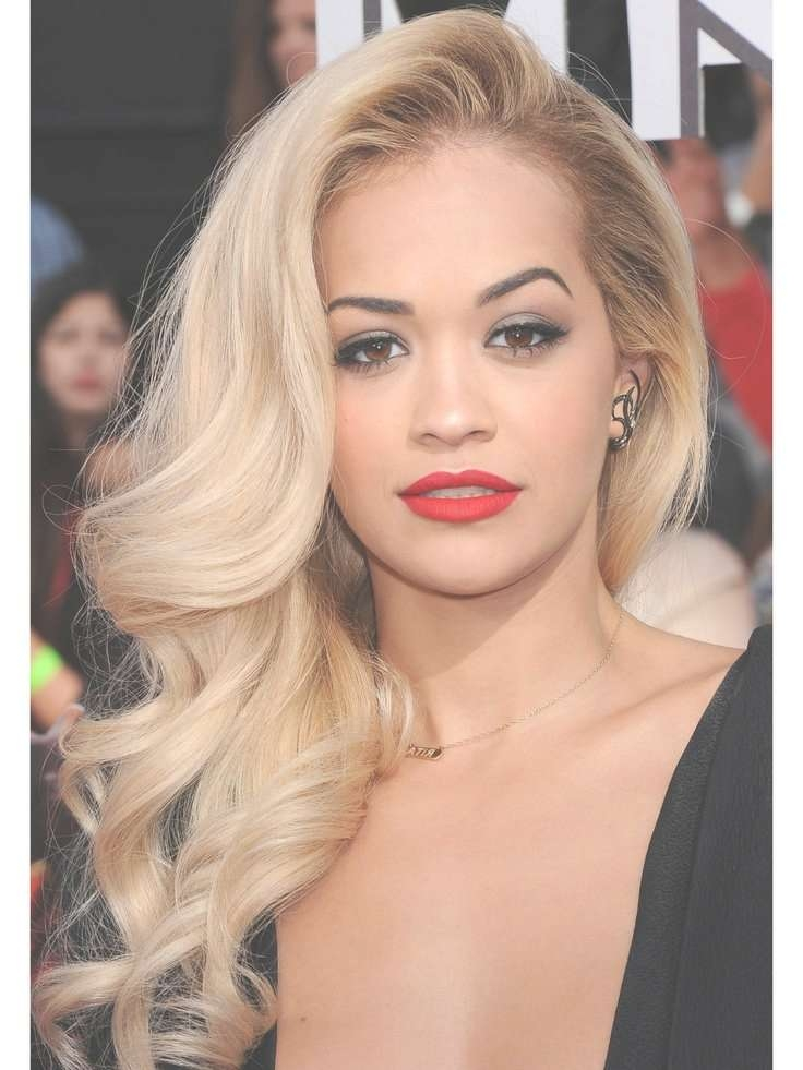 Best 25+ Side Swept Curls Ideas On Pinterest | Side Swept Within Latest Medium Hairstyles To One Side (View 9 of 25)
