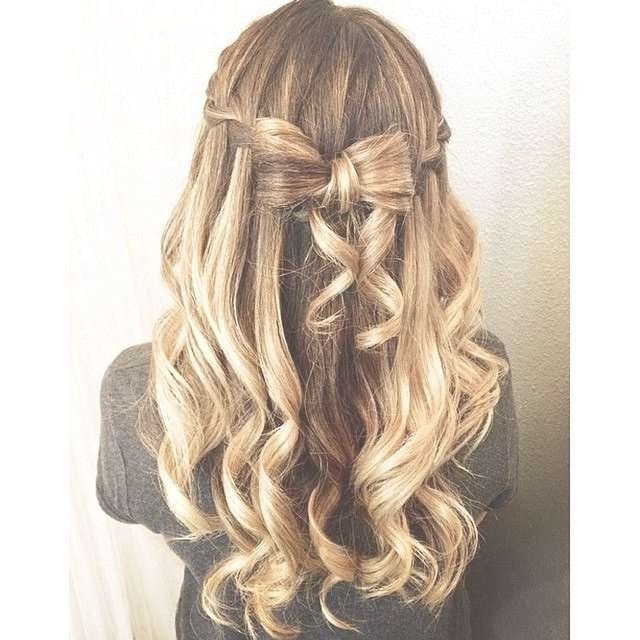 Best 25+ Special Occasion Hairstyles Ideas On Pinterest | Long Throughout Most Recently Medium Hairstyles For Special Occasions (View 17 of 25)