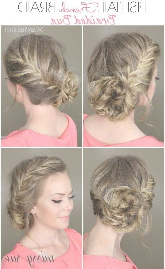 Best 25+ Special Occasion Hairstyles Ideas On Pinterest | Long With Regard To Most Popular Medium Hairstyles Formal Occasions (View 6 of 25)