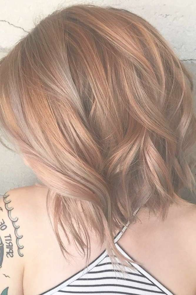 Best 25+ Spring Hair Ideas On Pinterest | Spring Hair Colors, Hair Within 2018 Medium Hairstyles For Spring (View 15 of 15)