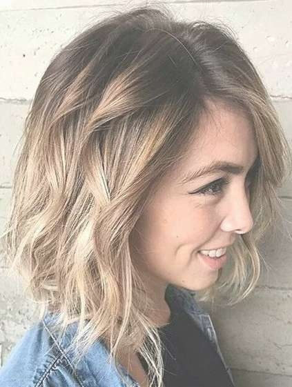 Best 25+ Spring Hairstyles Ideas On Pinterest | Easy Hairstyle Regarding Most Recent Medium Hairstyles For Spring (View 13 of 15)