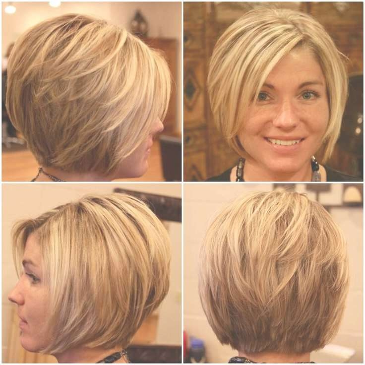 Best 25+ Stacked Bobs Ideas On Pinterest | Bob Hairstyles, Bobs Regarding Bob Haircuts For Short Hair (View 4 of 25)