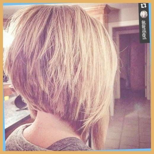 Best 25+ Stacked Inverted Bob Ideas On Pinterest | Stacked Angled Throughout Inverted Bob Haircuts (View 20 of 25)