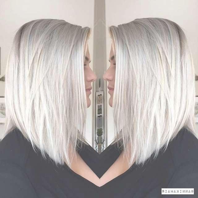 Best 25+ Straight Long Bob Ideas On Pinterest | Lob Haircut With Straight Long Bob Hairstyles (View 15 of 25)
