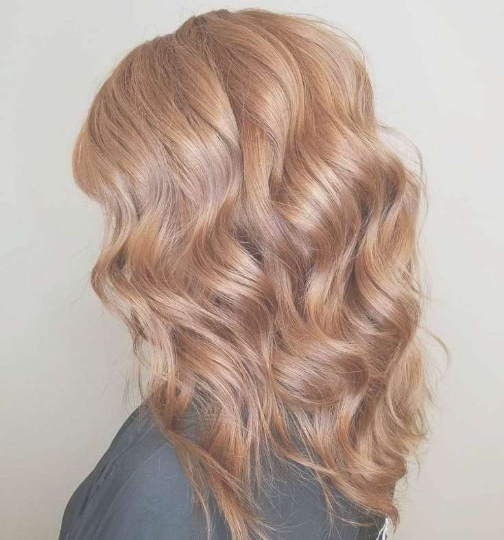 Best 25+ Strawberry Blonde Hairstyles Ideas On Pinterest For Most Popular Strawberry Blonde Medium Hairstyles (View 6 of 15)