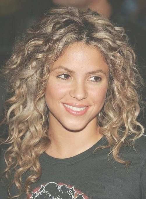 Best 25+ Thick Curly Haircuts Ideas On Pinterest | Curly Medium For Most Recently Medium Hairstyles For Very Curly Hair (View 6 of 15)
