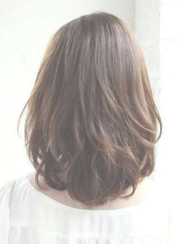 Best 25+ Thick Hair Haircuts Ideas On Pinterest | Lob Haircut Throughout Recent Medium Hairstyles For Very Thick Hair (View 11 of 16)