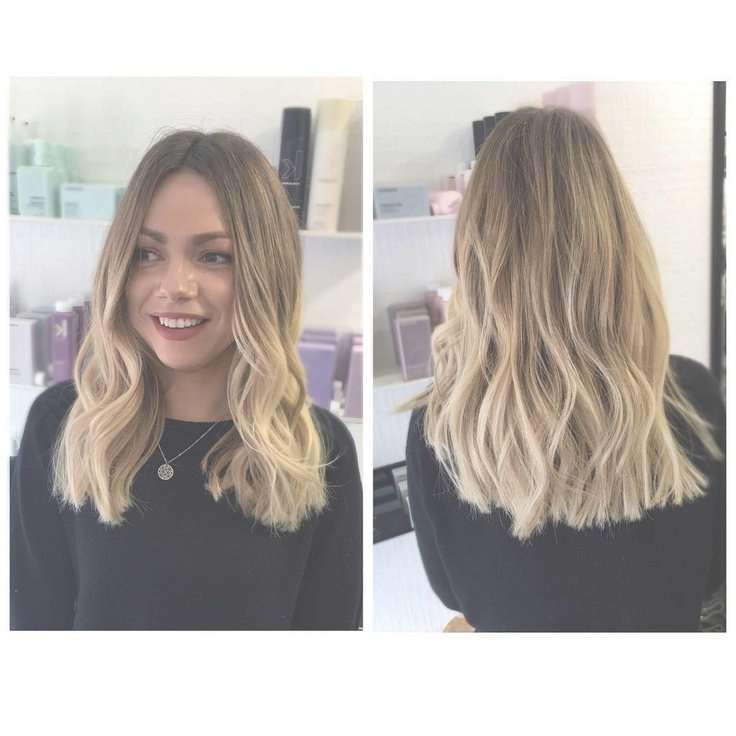Best 25+ Thick Medium Hair Ideas On Pinterest | Fall Hair Cuts Throughout Current Medium Haircuts For Thick Hair (View 17 of 25)