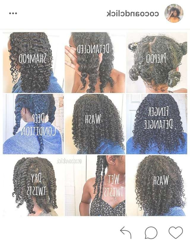Best 25+ Transitioning Hairstyles Ideas On Pinterest | Protective Within Most Popular Medium Haircuts For Transitioning Hair (View 11 of 25)