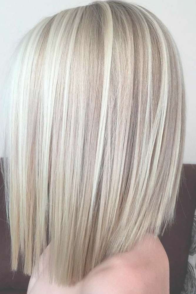 Best 25+ Trendy Hairstyles Ideas On Pinterest | Lob Hair 2016 With Most Recently New Medium Hairstyles (View 24 of 25)