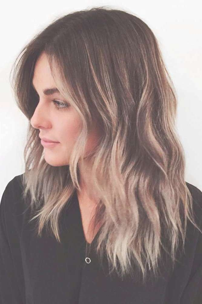 Best 25+ Trendy Medium Haircuts Ideas On Pinterest | Medium Hair Pertaining To Recent Medium Medium Hairstyles With Layers (View 17 of 25)