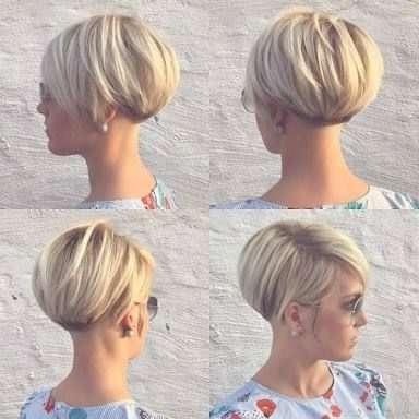 Best 25+ Very Short Bob Ideas On Pinterest | Very Short Bob Intended For Bob Hairstyles For Short Hair (View 17 of 25)