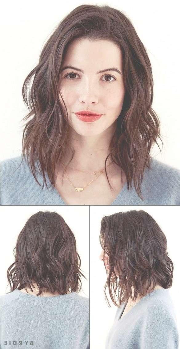 Best 25+ Wavy Lob Haircut Ideas On Pinterest | Lob Haircut, Lob Throughout 2018 Medium Haircuts For Voluminous Hair (View 19 of 25)