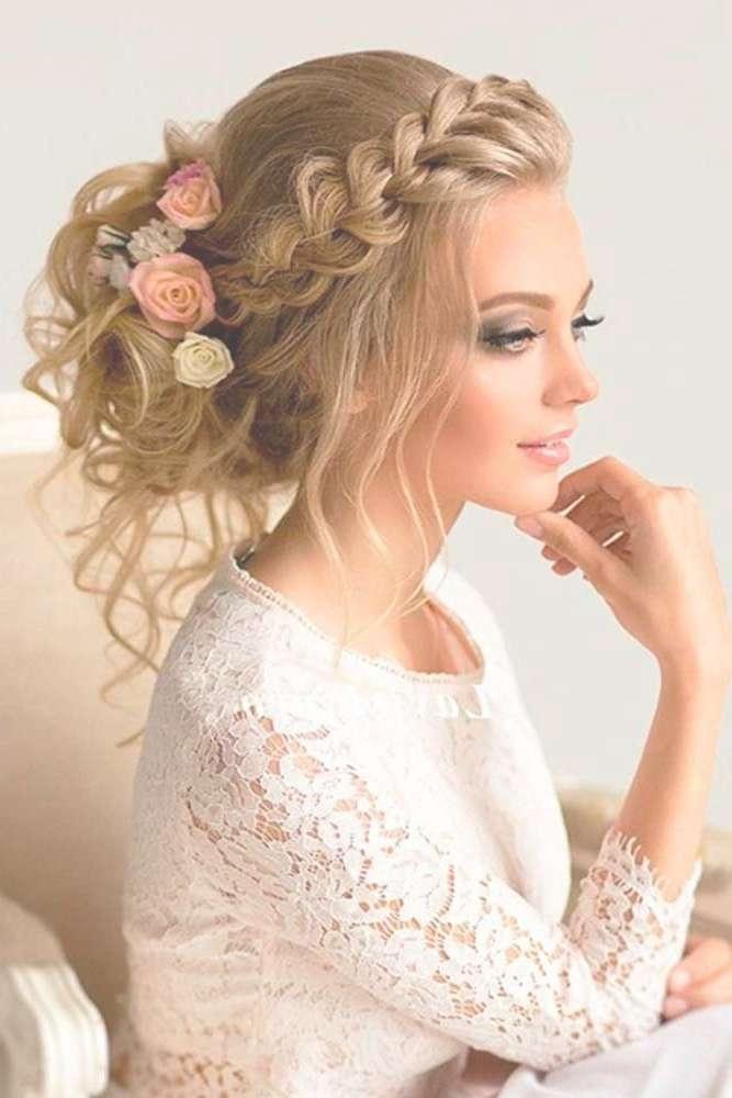 Best 25+ Wedding Hairstyles Ideas On Pinterest | Wedding Hairstyle For Current Long Hairstyle For Wedding (View 18 of 25)