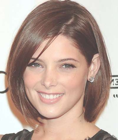 Best Bob Hairstyles 2013 | General Haircut Pertaining To One Length Bob Haircuts (View 4 of 25)