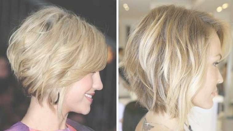 Best Bob Hairstyles For 2017 | 56 Viral Types Of Haircuts Within Layered Bob Haircuts (View 21 of 25)