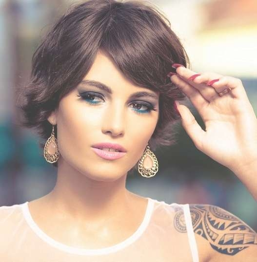 15 ideas of medium hairstyles for growing out a pixie cut best grown out pixie cuts haircuts hairstyles 2017 and hair intended for recent medium winobraniefo Image collections