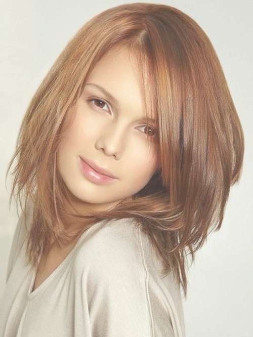 Best Hairstyles For Fine Hair – Haircuts And Hairstyles For 2017 For Newest Medium Hairstyles With Layers For Fine Hair (View 8 of 25)