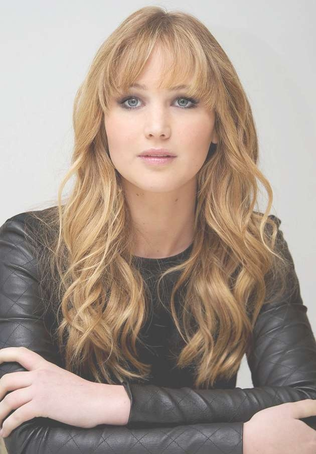Best Jennifer Lawrence Haircut 2013 | Natural Hair Care With Regard To Latest Jennifer Lawrence Medium Hairstyles (View 2 of 25)