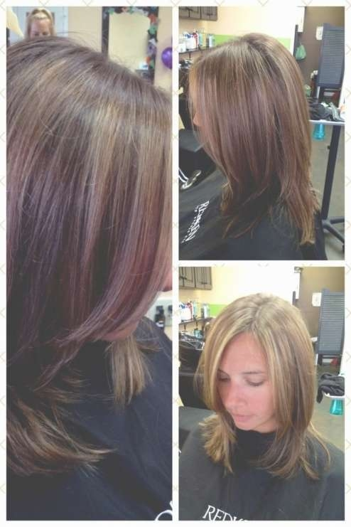 Best Layered Hairstyle Medium Hairstyles With Layers Women Within Newest Medium Haircuts With Lots Of Layers (View 14 of 25)