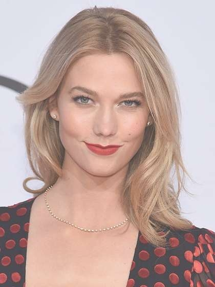 Best Medium Length Haircuts For 2017 | Allure With Regard To Best And Newest Karlie Kloss Medium Haircuts (View 3 of 25)
