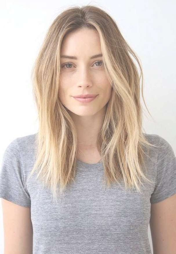 Best Medium Length Hairstyles For Thick Hair For Most Current Medium Hairstyles For Straight Thick Hair (View 6 of 15)