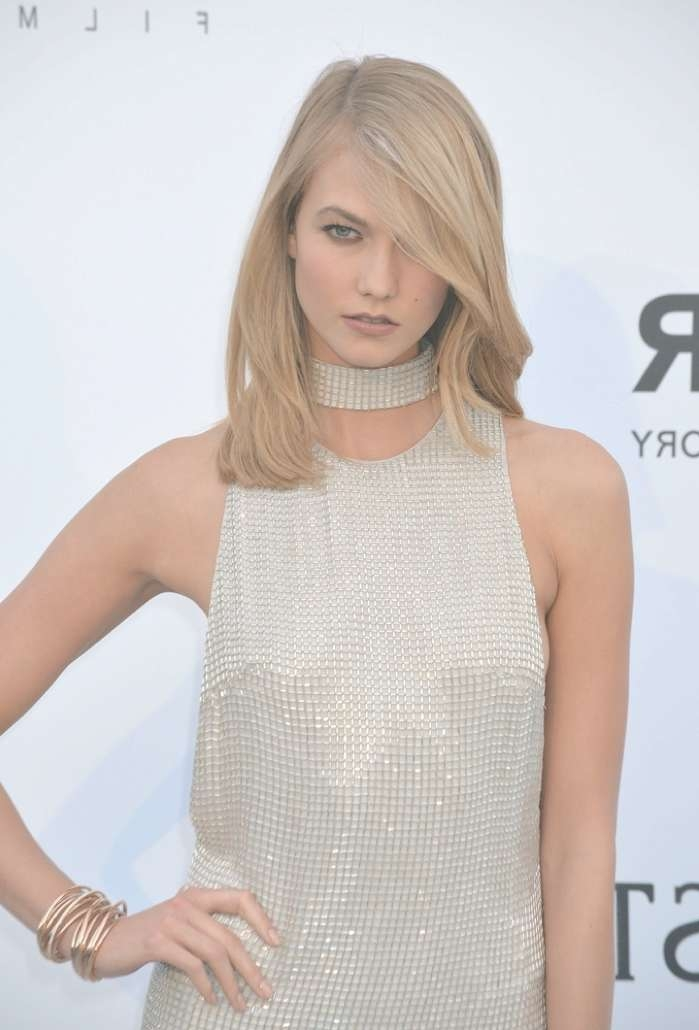 Best Medium Length Hairstyles: Medium Hairstyles For Women In Most Recently Karlie Kloss Medium Haircuts (View 17 of 25)