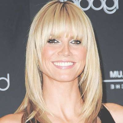 Best Medium Length Hairstyles With Highlights In Recent Medium Hairstyles That Frame The Face (View 23 of 25)