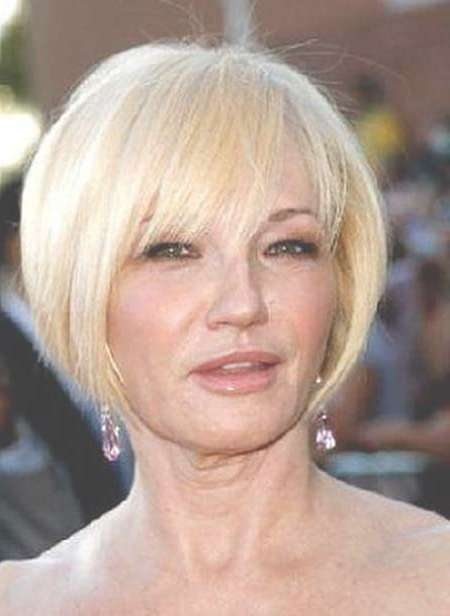 Best Short Haircuts For Older Women | Short Hairstyles 2016 – 2017 Intended For 2018 Medium Haircuts For Coarse Gray Hair (View 24 of 25)