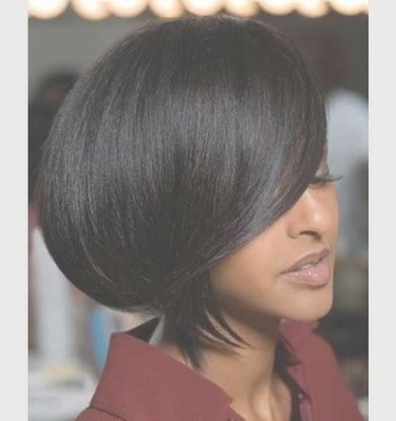 Black Hairstyles: 55 Of The Best Hairstyles For Black Women Inside Best And Newest Medium Hairstyles For African American Women With Thin Hair (View 15 of 15)
