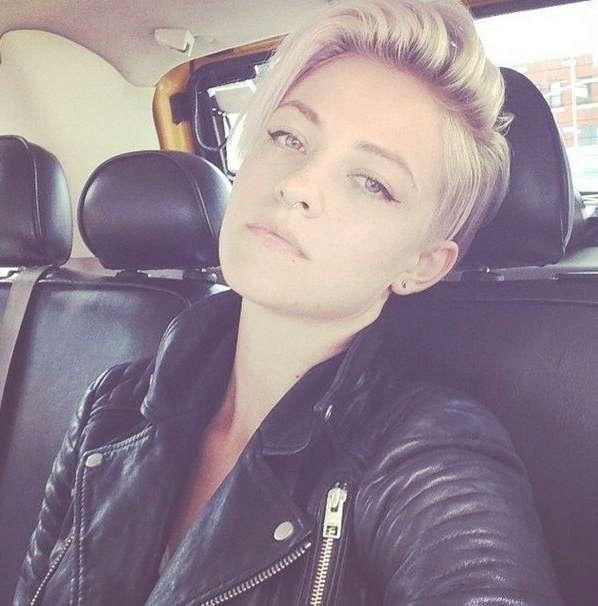 Blond – Shaved Sides Medium Blond Hairstyles | Hairstyles | Hair In Newest Shaved Medium Hairstyles (View 2 of 25)