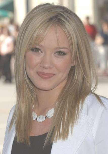 Explore Gallery Of Medium Haircuts For Straight Hair Showing 2 Of
