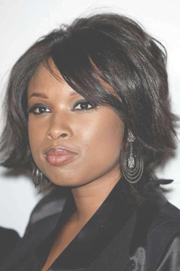 Bob Cut For Round Face Black Women – Best Haircut Style For Newest Medium Haircuts For Round Faces Black Women (View 7 of 25)