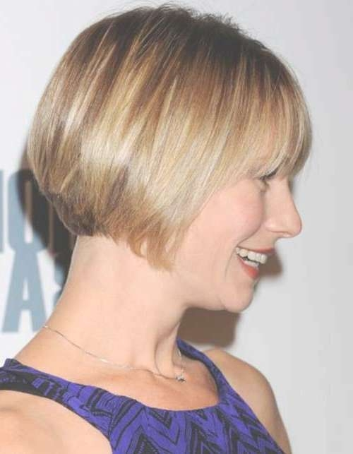 Bob Cuts For Fine Hair | Short Hairstyles 2016 – 2017 | Most Intended For Bob Hairstyles For Fine Hair (View 4 of 25)