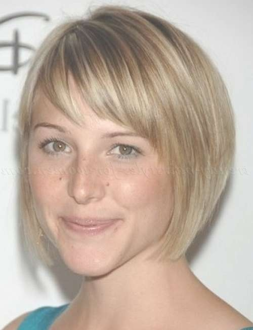Bob Haircut – Bob Hairstyle With Bangs | Trendy Hairstyles For Inside Bob Hairstyles With Fringe (View 15 of 25)