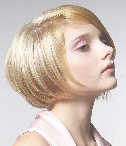 Bob Haircut – Chin Length Bob Hairstyle   Trendy Hairstyles For For Short Length Bob Hairstyles (View 14 of 25)